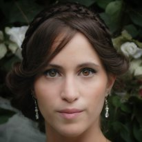 Boucles d'oreilles pour la mariée et son cortège